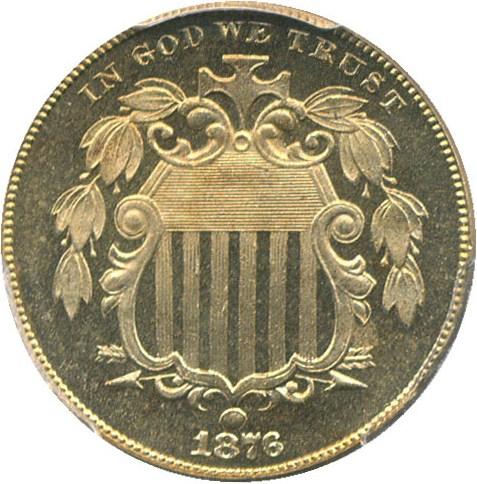 sample image for 1876 5c PR CAM