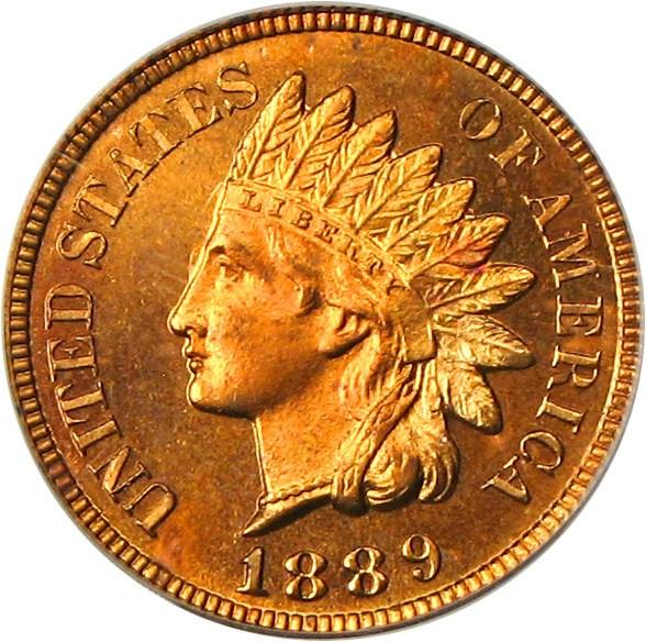 sample image for 1889 1c PR RD