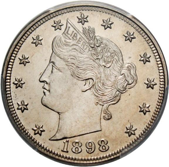 sample image for 1898 5c PR CAM