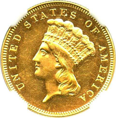 sample image for 1886 $3  PR