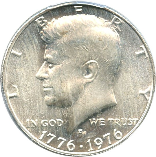 sample image for 1976-S Silver