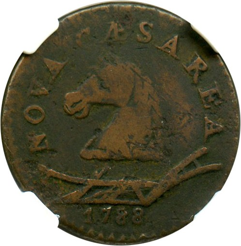 sample image for 1788 New Jersey Head Left BN