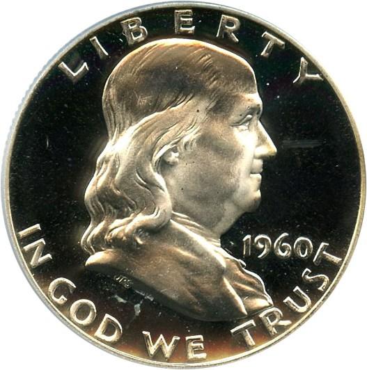 sample image for 1960 50c PR CAM
