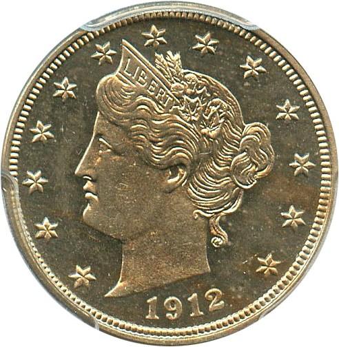 sample image for 1912 5c PR CAM