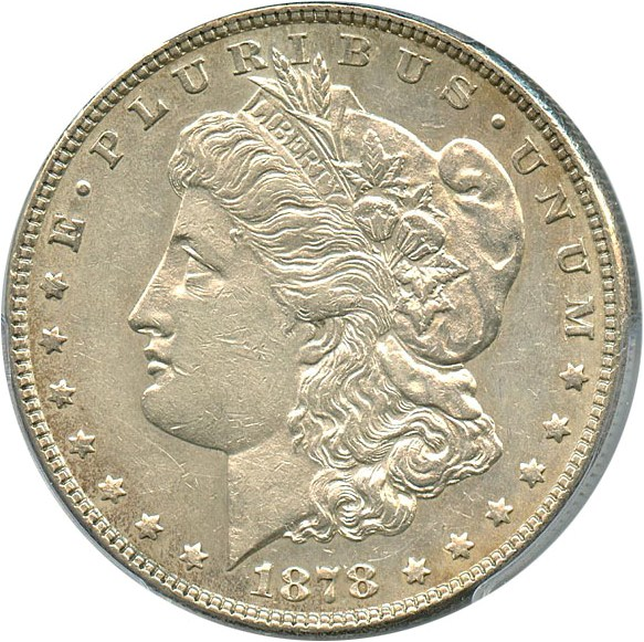sample image for 1878 7/8TF Strong $1  MS VAM-40, 7/5