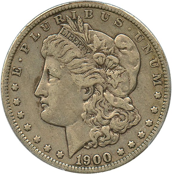 sample image for 1900-O $1  MS VAM-29A, Die Break