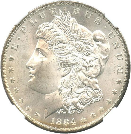 sample image for 1884-O $1  MS VAM-6, O/O