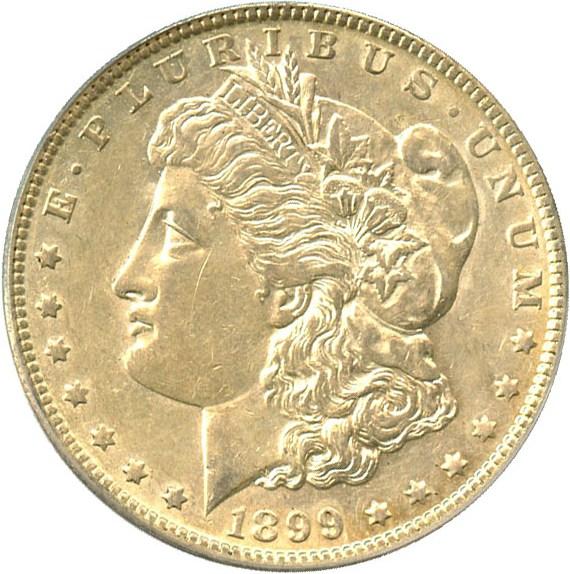 sample image for 1899-O $1  MS VAM-31, Micro O