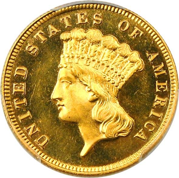 sample image for 1882 $3  PR CAM