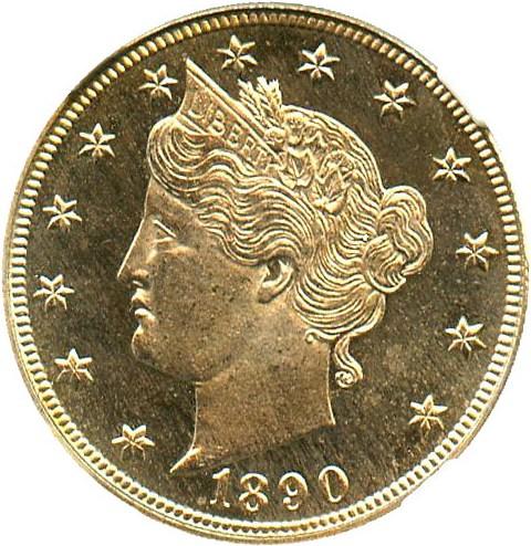 sample image for 1890 5c PR CAM