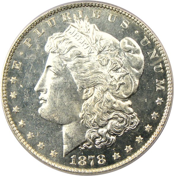 sample image for 1878 7/8TF Strong $1  MS VAM-41, 7/7