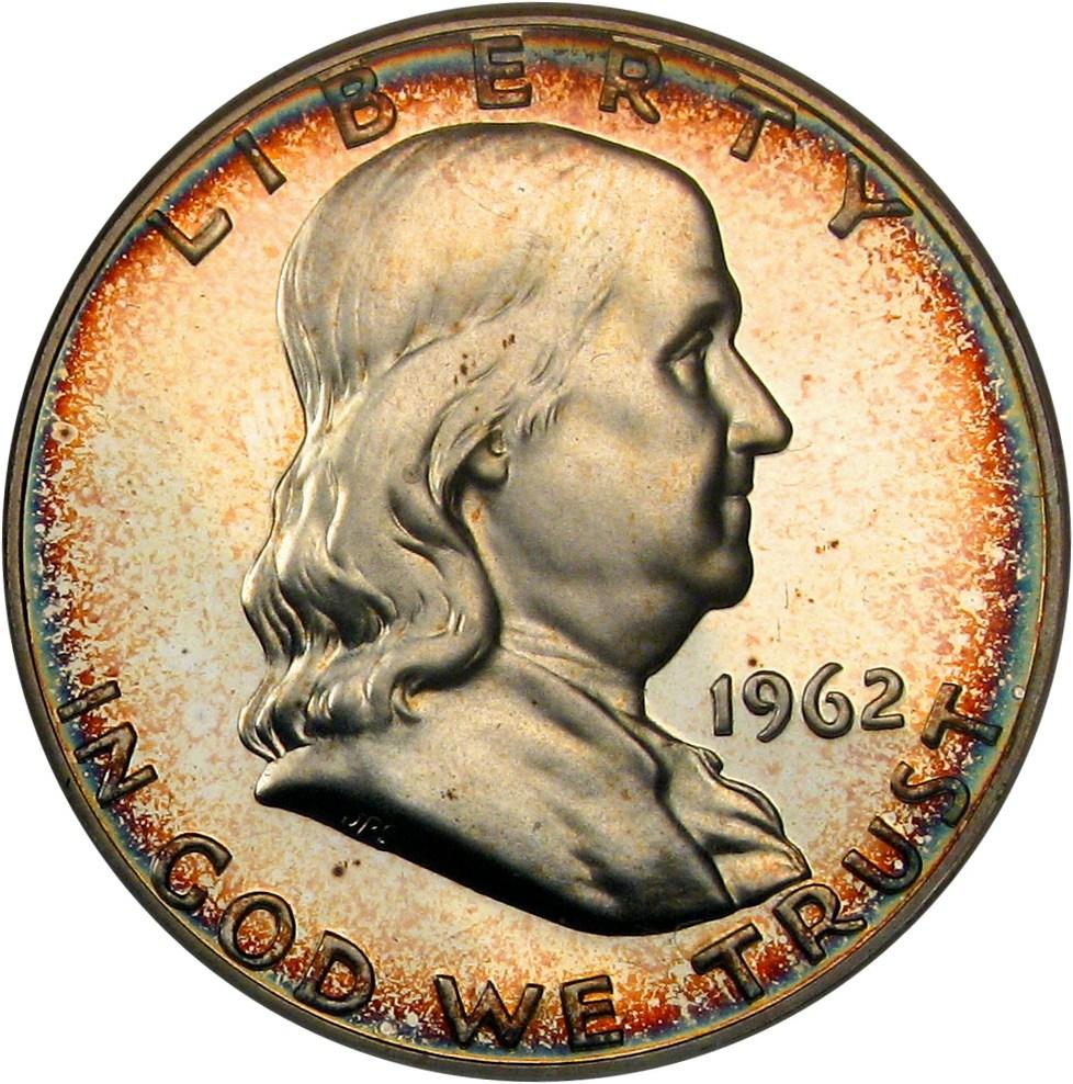 sample image for 1962 50c PR CAM
