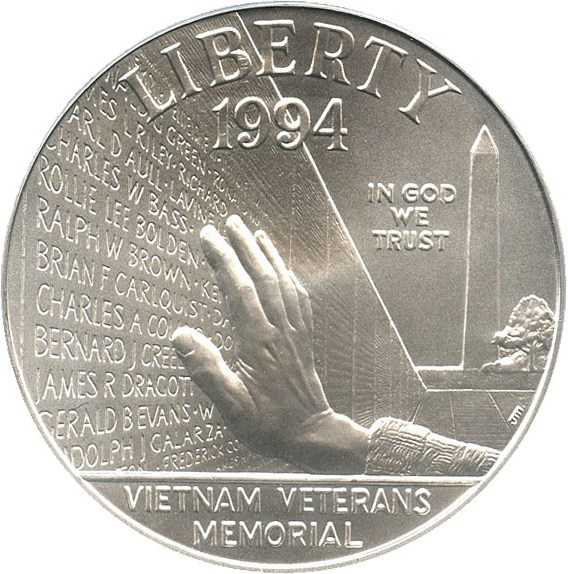 sample image for 1994-W Vietnam $1  MS