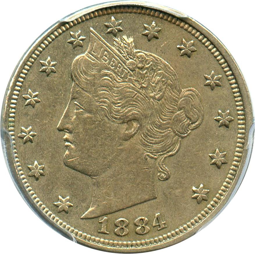sample image for 1884 5c PR