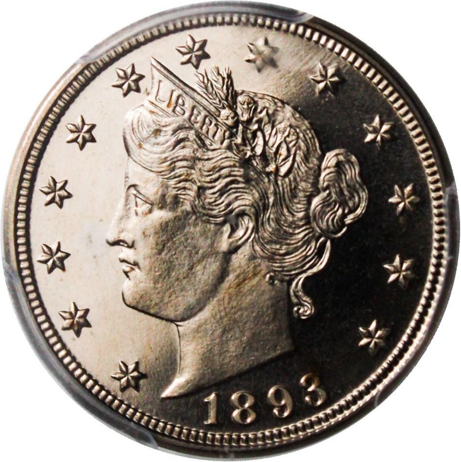 sample image for 1893 5c PR CAM