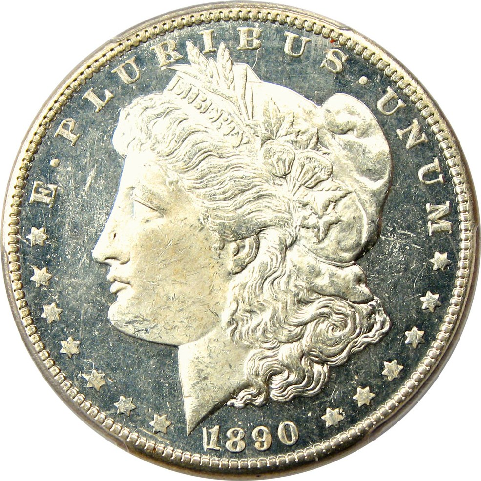 sample image for 1890 $1  MS DMPL