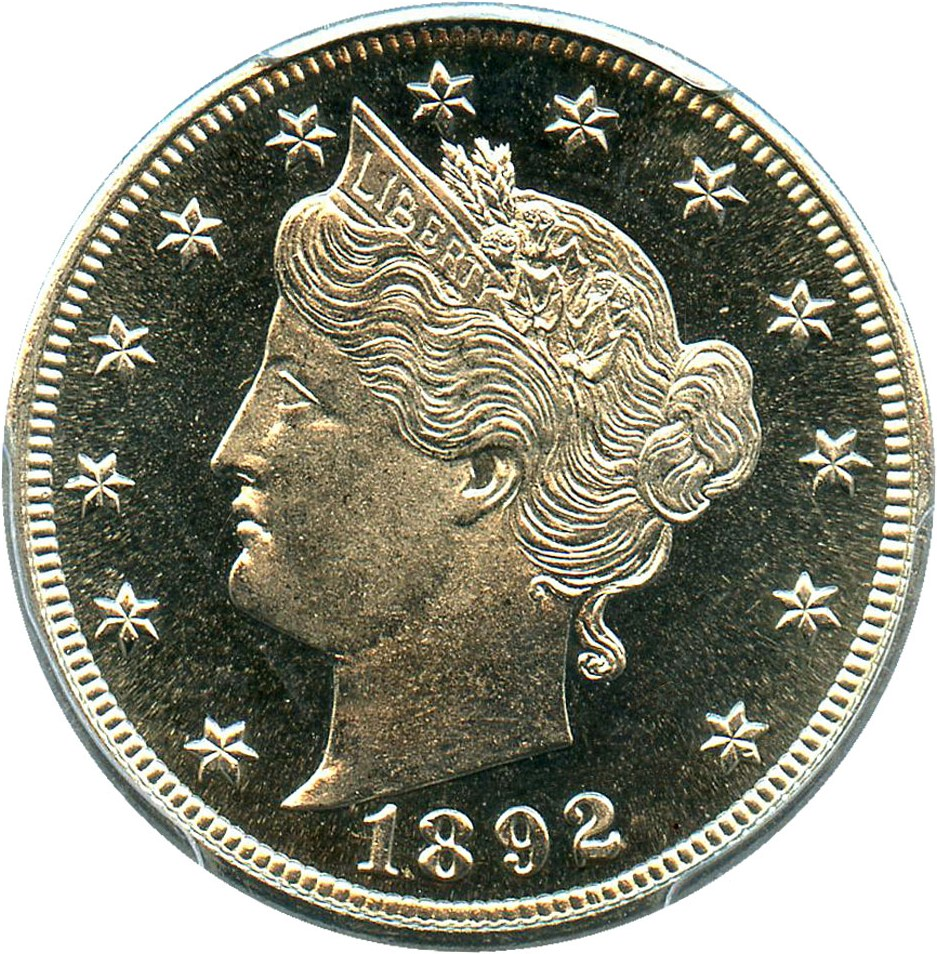 sample image for 1892 5c PR CAM