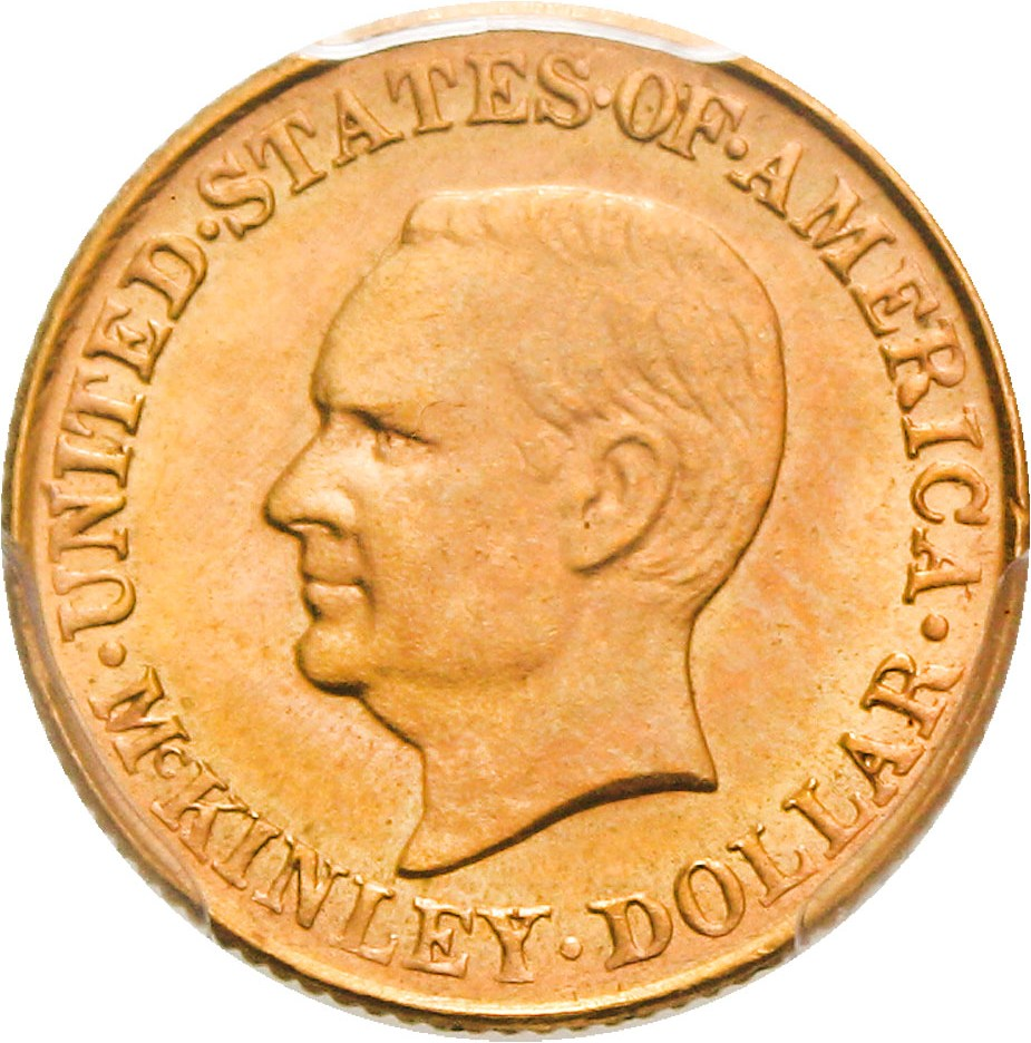 sample image for 1917 $1 McKinley