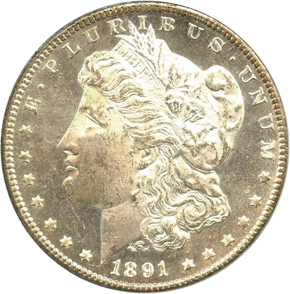 sample image for 1891-CC $1  MS DMPL