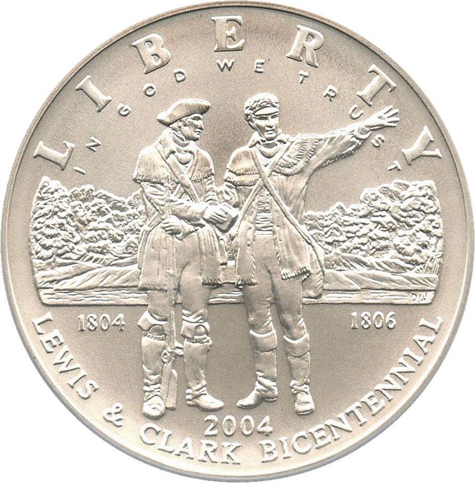 sample image for 2004-P Lewis & Clark $1  MS