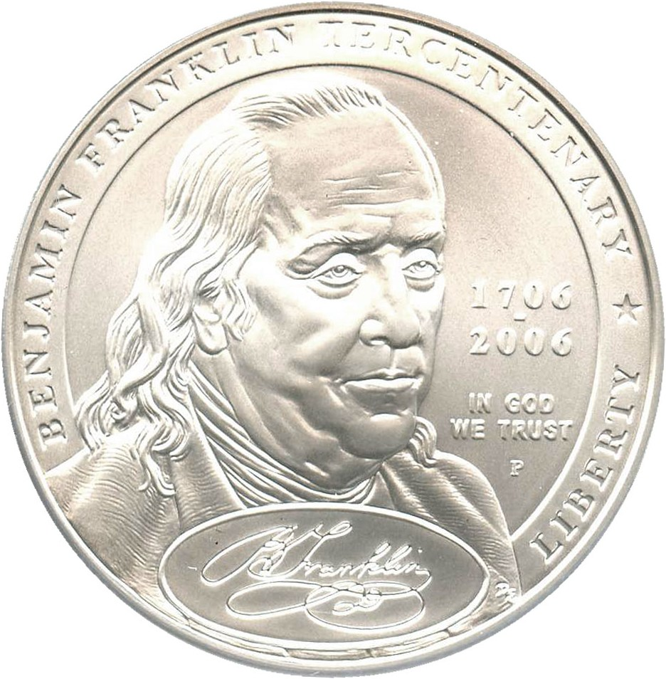 sample image for 2006-P Ben Franklin-Founding Father $1  MS