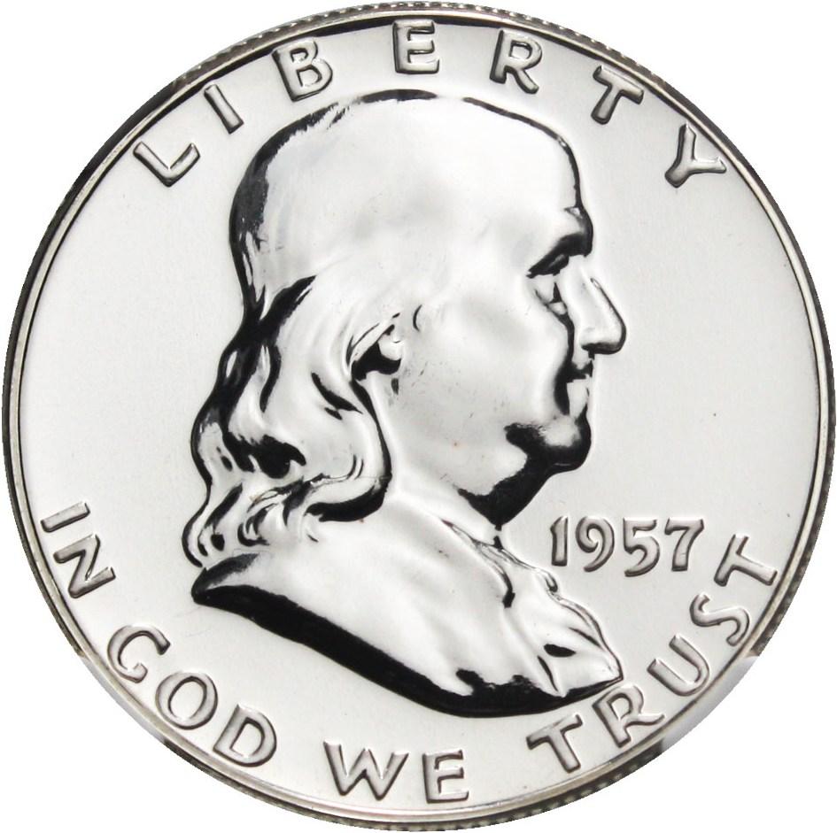 sample image for 1957 50c PR