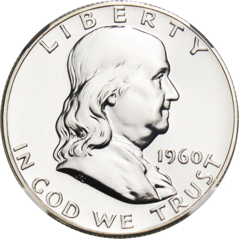 sample image for 1960 50c PR