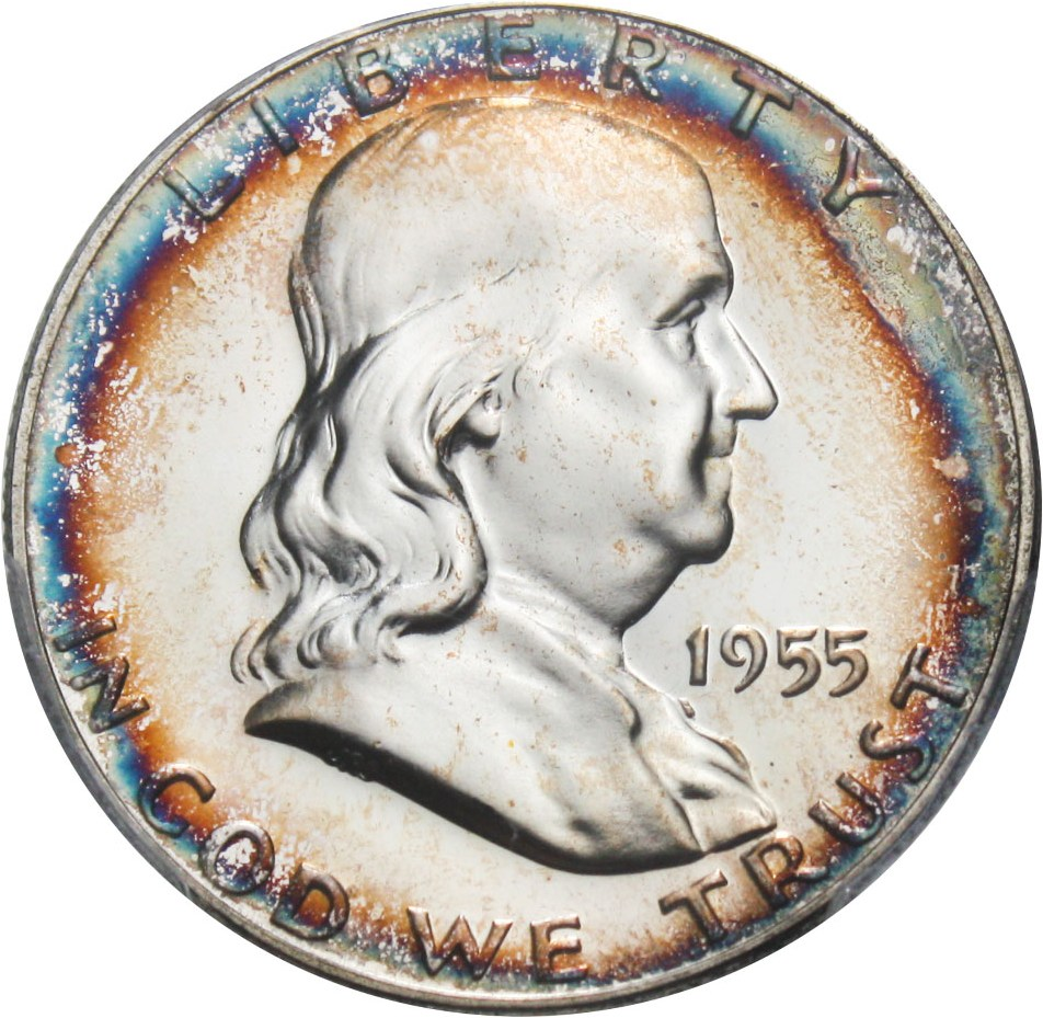 sample image for 1955 50c PR
