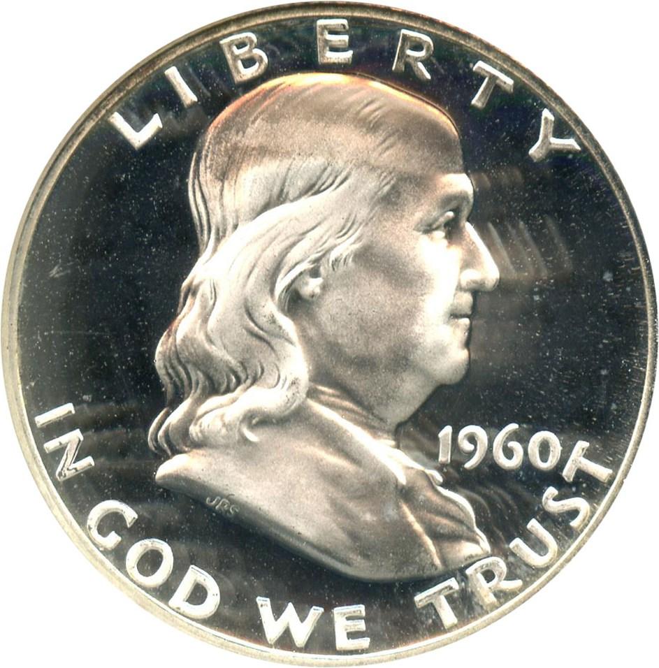 sample image for 1960 50c PR DCAM