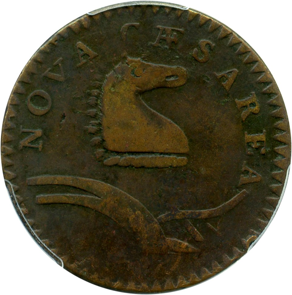sample image for 1786 New Jersey Narrow Shield BN