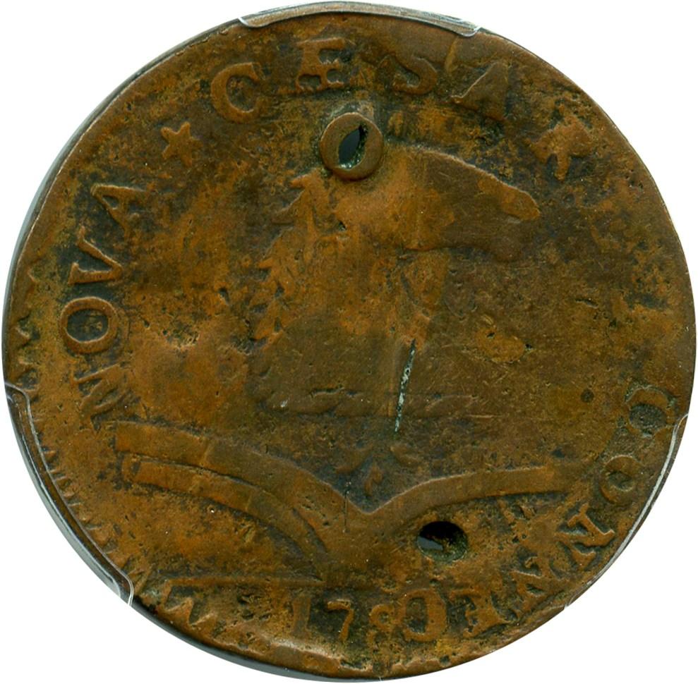sample image for 1787 WM Large Plan, Plain Shield BN