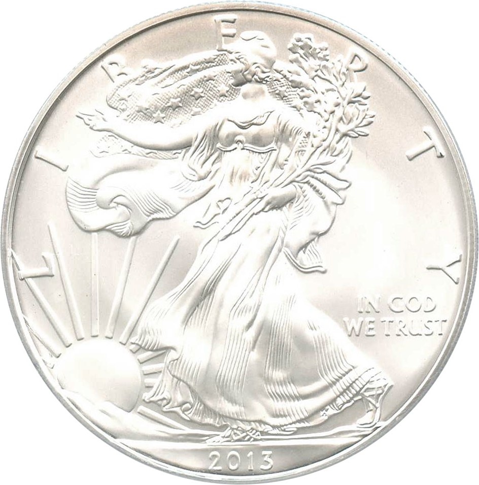 sample image for 2013-(S) Silver Eagle $1  MS