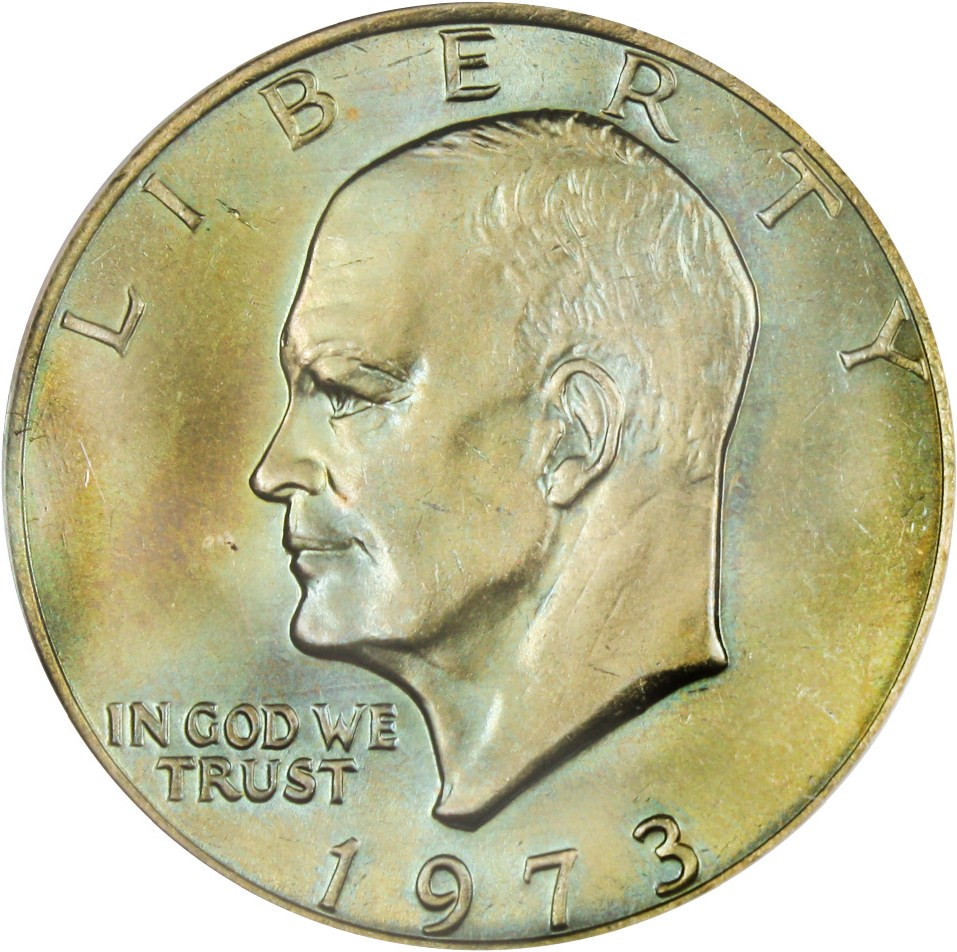 sample image for 1973 $1  MS