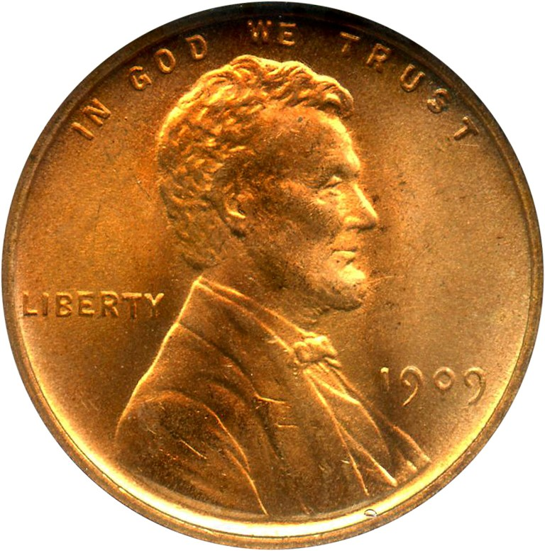 sample image for Lincoln Cent, Wheat Rev RB [Type]