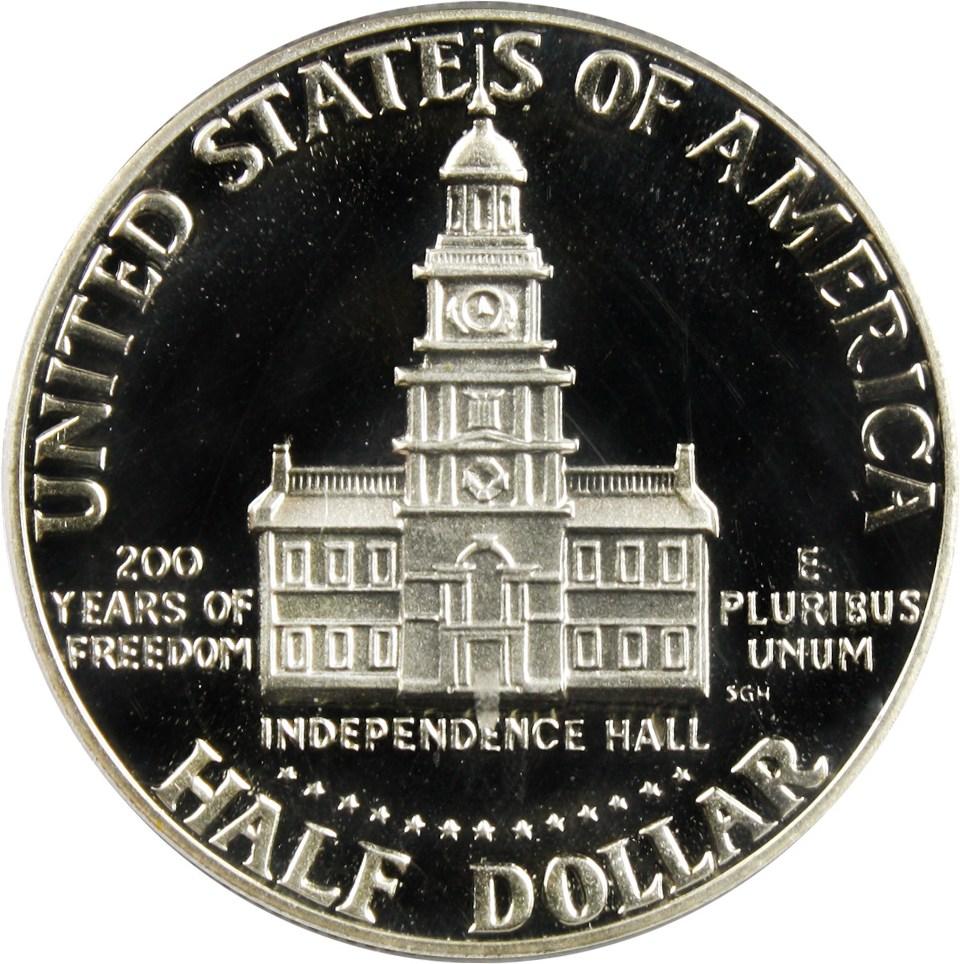 sample image for 1976-S 50c PR DCAM Silver