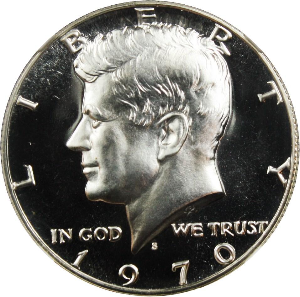 sample image for 1970-S 50c PR CAM