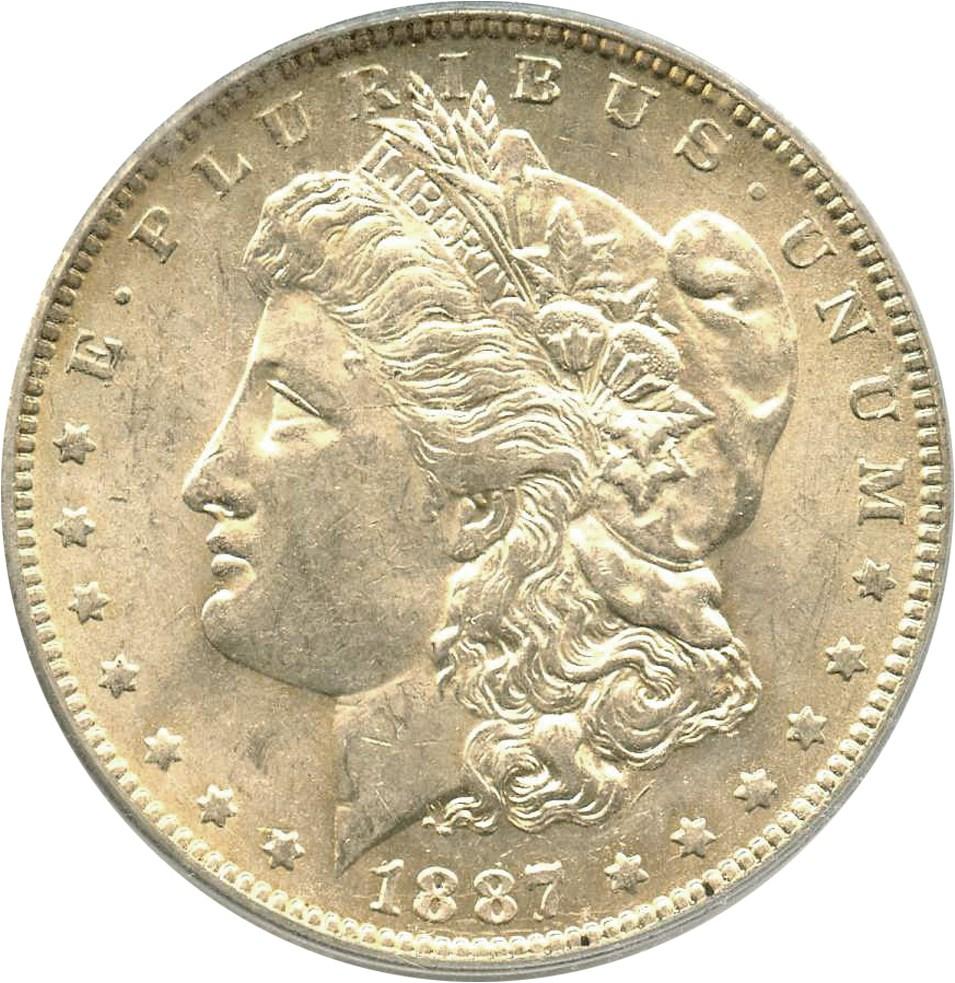 sample image for 1887-O $1  MS VAM-2, Double 1 Triple 7