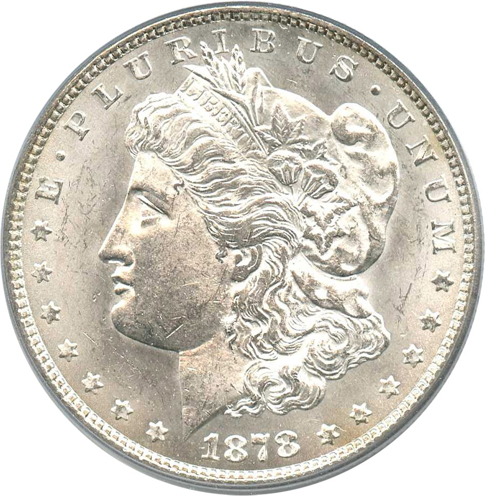 sample image for 1878 7/8TF Strong $1  MS VAM-36, 7/4