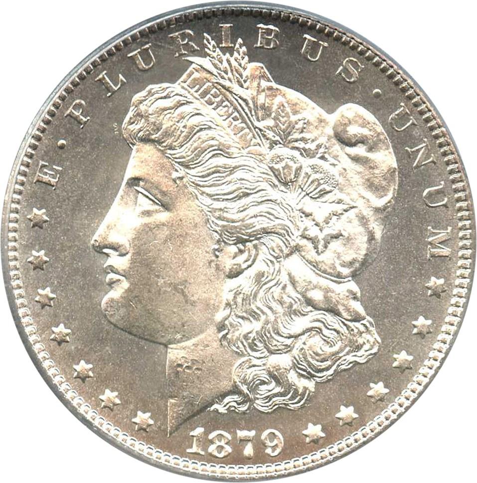 sample image for 1879-S $1  MS VAM-9