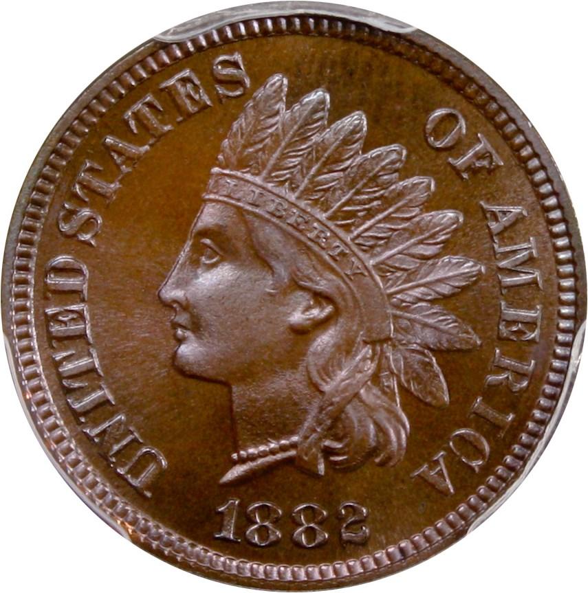 sample image for 1882 1c PR BN
