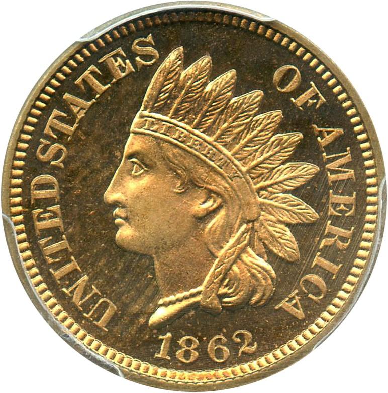 sample image for 1862 1c PR CAM