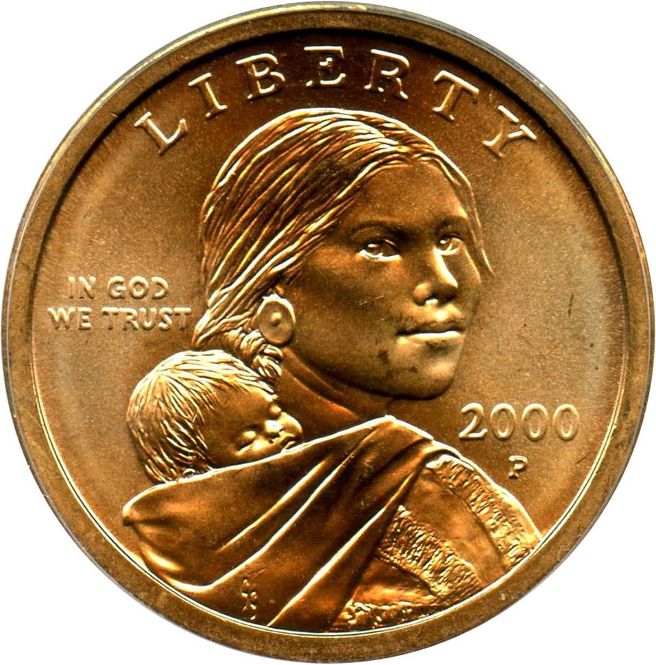 sample image for Sacagawea [Type]