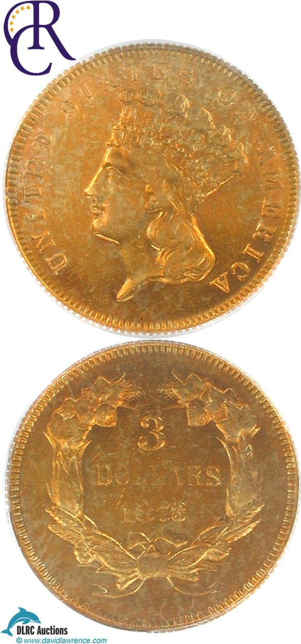 sample image for 1873 $3  PR Closed 3