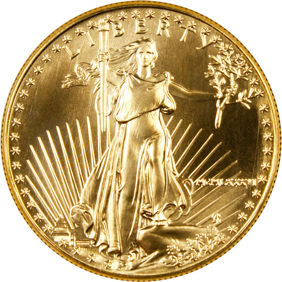 sample image for 1986-Present Gold Eagle $50  MS [Type]