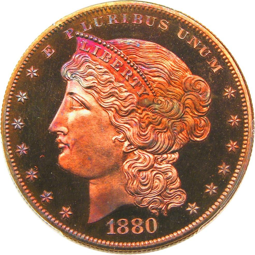 sample image for 1880 J-1646 P$1 PR RB