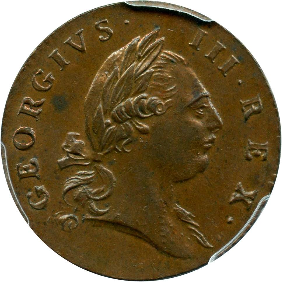 sample image for 1773 Virginia HP Period BN
