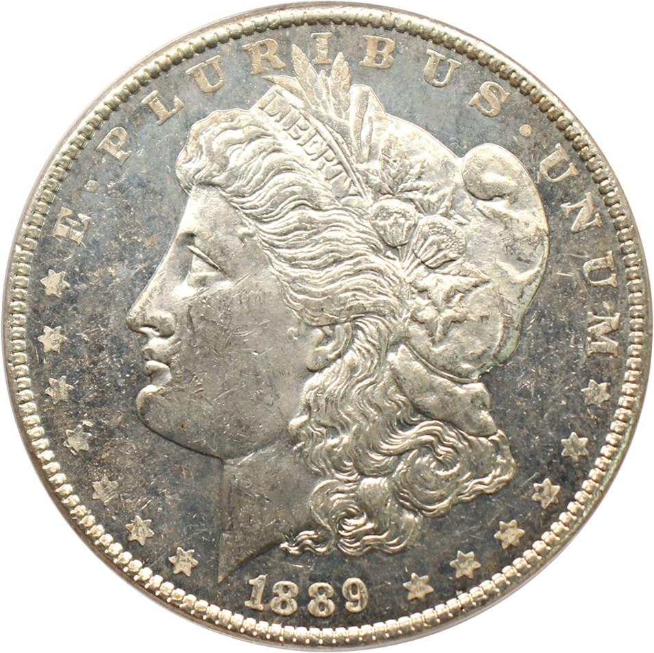 sample image for 1889 $1  MS DMPL
