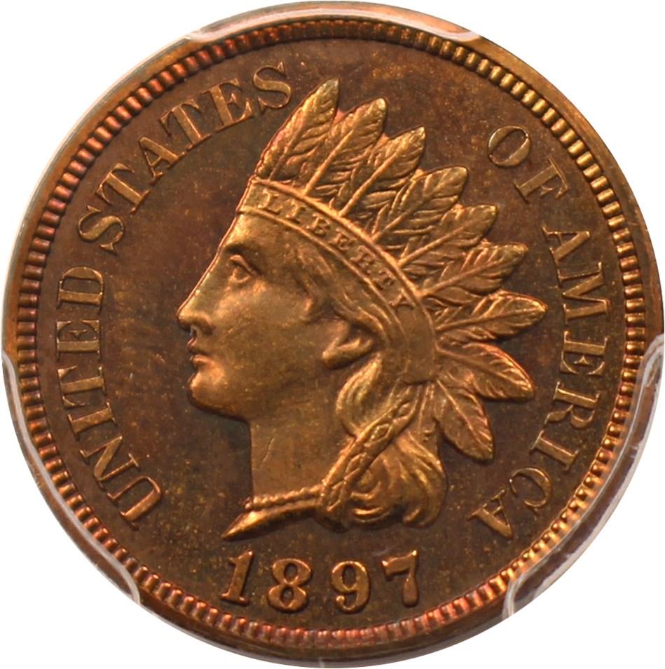 sample image for 1897 1c PR BN