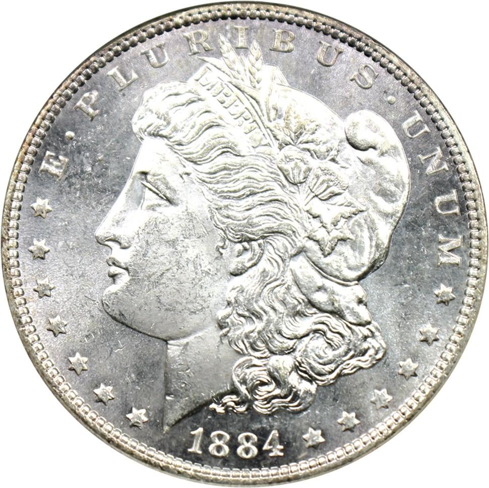 sample image for 1884 $1  MS DMPL