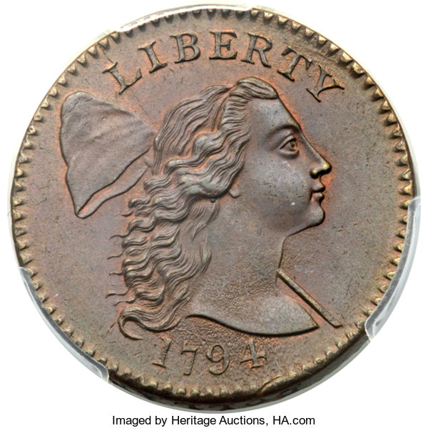 sample image for Liberty Cap Cent BN [Type]